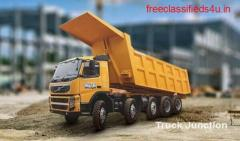 volvo truck Price  in India - India's Number 1 Choice