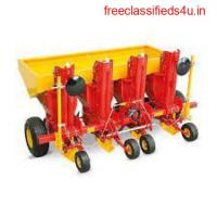 Mahindra potato planter price in India - Features and Review