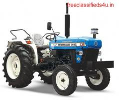 New Holland 3600 Tractor Price In India
