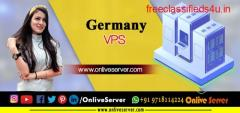Buy Fastest Germany VPS Server with flexibility