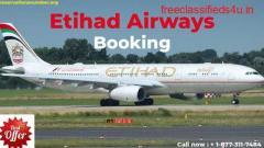 Get Best Offer on Etihad Airways Booking