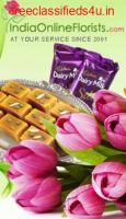Send Fresh Flowers to Ghaziabad at a Low Cost on the Same Day