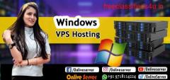 Buy Windows VPS Hosting solution For Increase Business