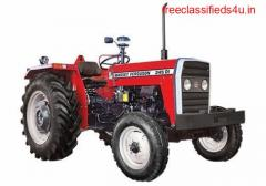 Massey Tractor 245 Price In India