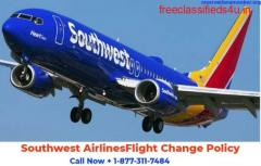All You Need To Know About  Southwest Airlines Flight Change Policy