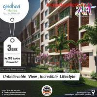3BHK Apartments in Kismatpur| Giridhari Homes