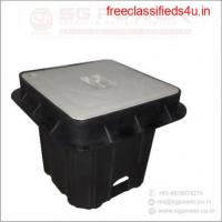 Get Earthing Pit Cover from SG Earthing Electrode
