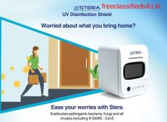 Best UV Sterilizer Cabinet | Stera UV Disinfection Shield