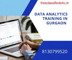 Data analytics course in Gurgaon | Data analytics Training in Gurgaon