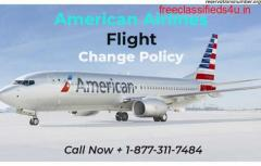 Find the Easiest Way to Change American Airlines Flight Ticket
