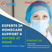 Take Immediate Medivic Home Nursing Service in Kankarbagh, Patna