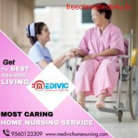 Pick Very Dedicated Home Nursing Care in Patna by Medivic