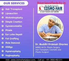 Cosmo-Hair is one of the best Hair specialist in Jaipur.