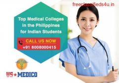 Top Medical Colleges in the Philippines for Indian Students