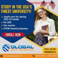 Study for Free in European Countries without IELTS | Global Six Sigma