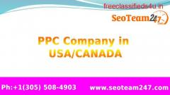 SEOTeam 247 offers the best PPC services in the United States.