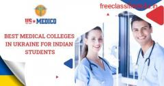 Best Medical Colleges in Ukraine for Indian Students