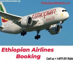 Find Best Deals on Ethiopian Airlines Booking