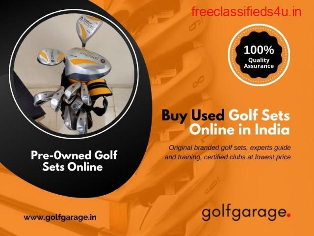 Buy Used Golf Sets Online in India