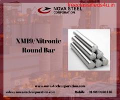 Buy XM19/Nitronic Round Bar