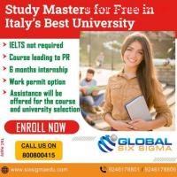 Study masters in Germany for free with Global Six Sigma Consultants