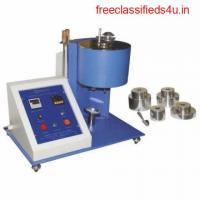 Melt Flow Index Tester Manufacturer in India