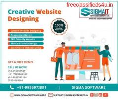 Creative Website Designing Services at Affordable Prices