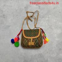 Buy Printed Sling Bags - Jaipur Mela