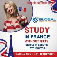 Study in France | Study Masters in France for free - Global Six Sigma Consultants