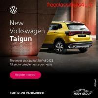 New Volkswagen Taigun-Vishakapatnam