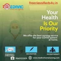 Get Medivic Home Nursing Service in Patel Nagar, Patna with Certified Medical Crew