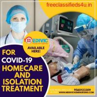24/7 Hours Availability by Medivic Home Nursing Service in Patna