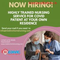 Choose Medivic Home Nursing Care in Patna with Full Medical Amenities