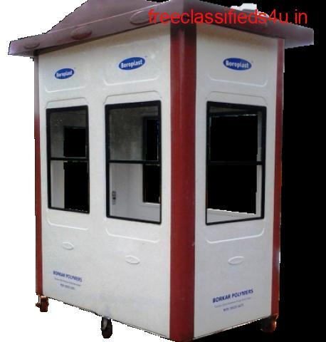 Security Cabin Manufacturer in Mumbai, India