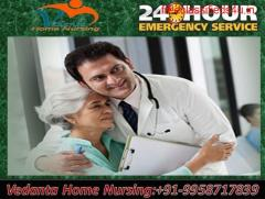 Get ICU Home Nursing Service in Sipara, Patna for Emergency Services
