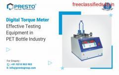 Digital Torque Meter Manufacturer in India