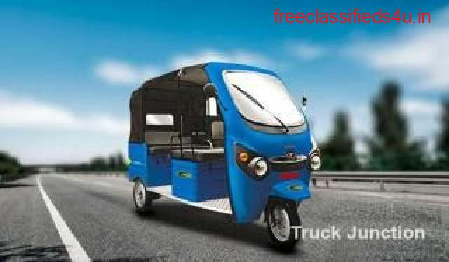 Electric Truck Models Available in India - Price and Specification