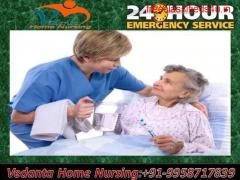 Use Vedanta ICU Home Nursing Service in Hajipur for Patient Care