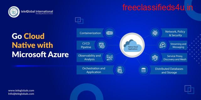 Azure Cloud Consulting Services   Azure Cloud Services   Teleglobal International
