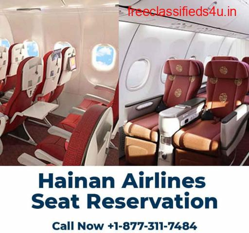 Get the Best Offers on Hainan Airlines Seat Reservation