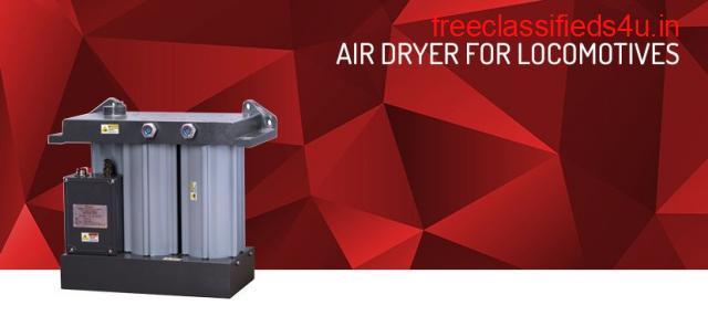 Locomotive air dryer-Trident