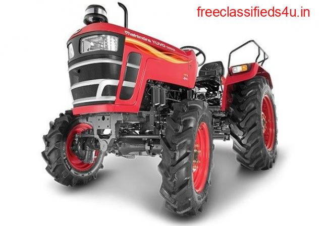 Mahindra yuvo 585 Tractor Price in India