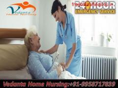 Get Vedanta Home Nursing Service in Malda with Advance ICU Facility
