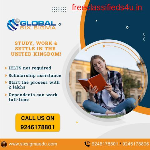 Masters in the UK for Indian Students: Best Chance from