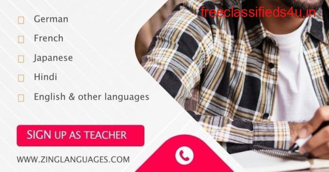 German classes Coimbatore – Zing Languages