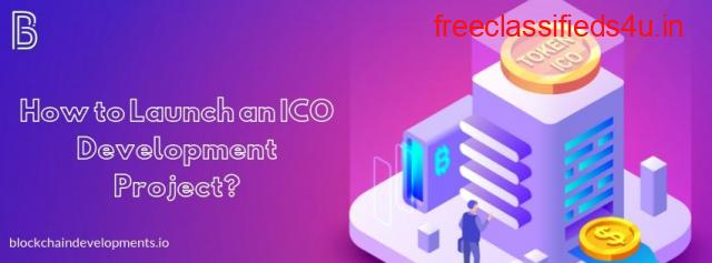 How to Launch an ICO Development Project?