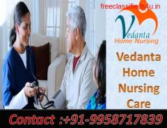 Get Vedanta ICU Home Healthcare Service in Danapur, Patna at a Low-Cost