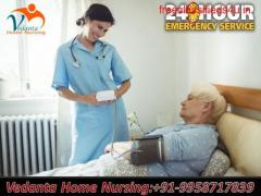 Get Vedanta Home Healthcare in Sipara, Patna for Best and Trustable Services