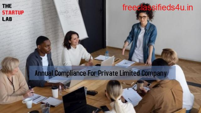 Annual Compliance For Private Limited Company