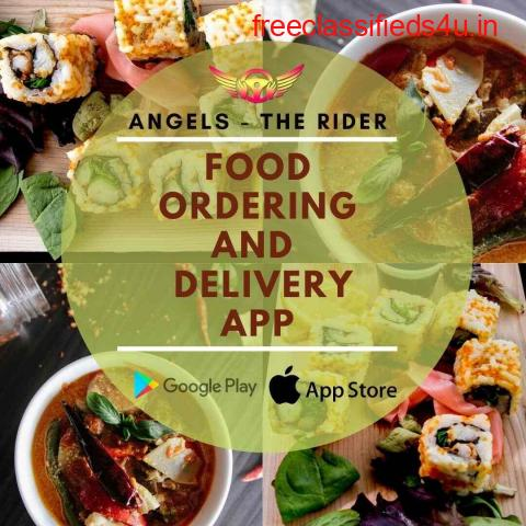 Online Food Ordering and Home Delivery Services App in UK